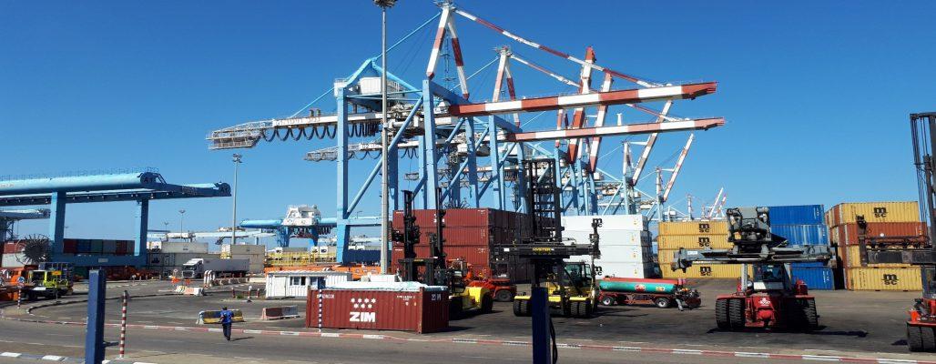Haifa Port-1